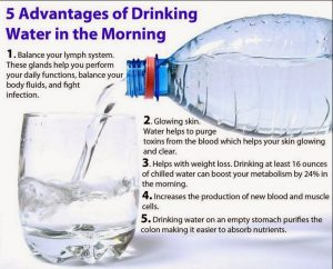 5-advantages-of-drinking-water-in-the-morning