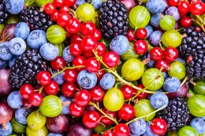 Wild Berries boost your metabolism and accelerate your body's production energy.